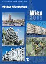 Metropolregion Wien / Niederösterreich / Burgenland 2019