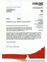 Stadtverwaltung Koblenz - Der Oberbürgermeister