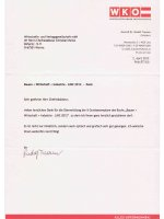 WKO Wirtschaftkammer Oberösterreich, KommR Dr. Rudolf Trauner Präsident der WKO Oberösterreich